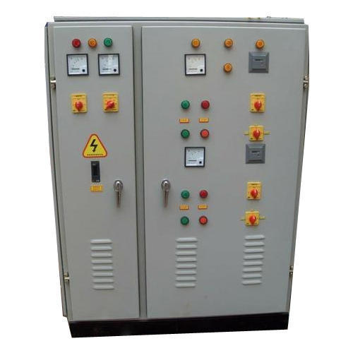 Three Phase Star Delta Starter Control Panel, For Generator