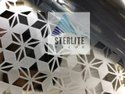 SMT 008 Mirror Etching Decorative Stainless Steel Sheets