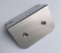Stainless Steel Common Ground Point 2 Pin