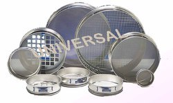 Universal Round G.I Test Sieves 300mm Dia & 450mm Dia