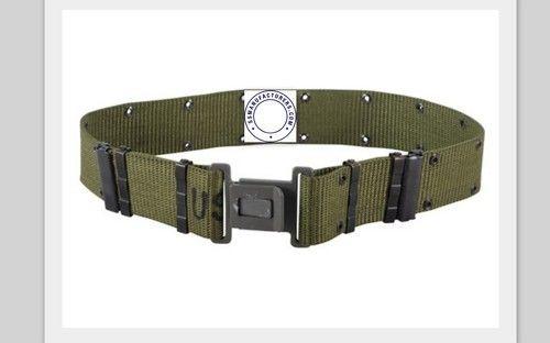 Nylon Army Belt