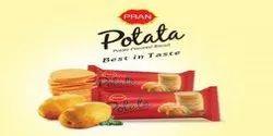 Pran Potato Flavor Biscuit, Packaging Type: Box