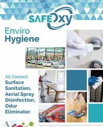 Safe Oxy Enviro Hygiene Chlorine Dioxide