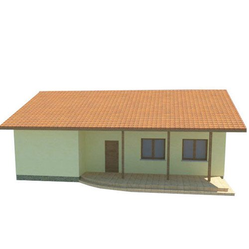 Prefabricated House - Prefabricated Wooden House