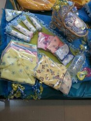 Cloth Baby Shower Packing