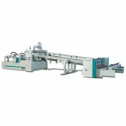 Down Type Folder Gluers Machine