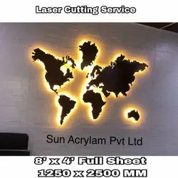 Laser Cutting Services CNC