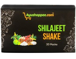 Shilajeet Extract 1000mg Powder Shilajeet Shake