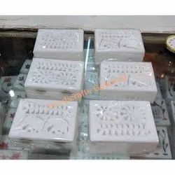 Marble Carving Boxes