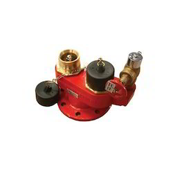 Two Way Fire Brigade Inlet, for Commercial
