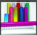 Holographic Metallized Polyester Film