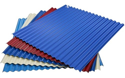Steel Stainless Steel Frp Gi Corrugated Sheet Rs 200