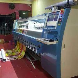Olvin, Tcat Flex Printing Machine, Max Printing Width: 500-1000 mm