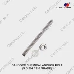 Chemical Anchor Bolt (SS304/ SS316)