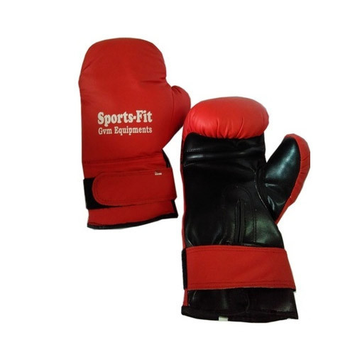 Gym Gloves - Boxing Red Gloves Manufacturer from New Delhi