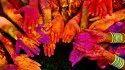 Holi Herbal Surya Gulal 100 gm