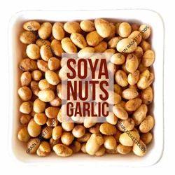 Garlic Masala Roasted Soyabean Nuts, Packaging Size: 30 kg, Packaging Type: Laminated hdpe woven sack
