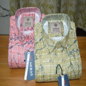 Nebas Formal Mens Fancy Cotton Printed Shirt