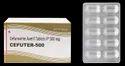 Cefuroxime 250/500mg ( Cefuter - 250/500mg Tab )