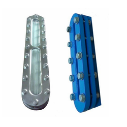 SVE Weldpad Gauge Sight Glass, For Industrial, For Chemical Fertilizer Pipe
