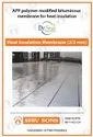 Heat Insulated APP Membranes