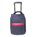 Cari Blue Laptop Overnighter Cabin Luggage - 18 inch