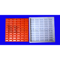 Plastic Chequered Tile Mould