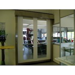 Rapid Roll Clean Room Door