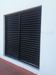 Aluminium Louver Window