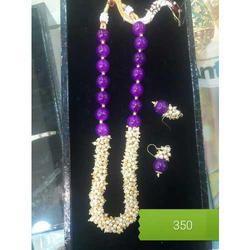Ladies Stone Necklace