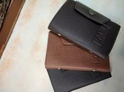 20 Slot Leather Card Holder