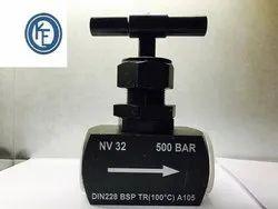 Carbon Steel Needle Valves