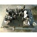 Mild Steel Hydraulic Machining Fixture For Vmc