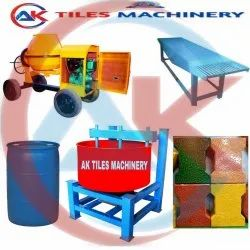 AK Paver Block Making Machine
