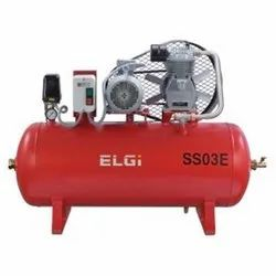 ELGi SS03E 3 HP Belt Driven Air Compressor