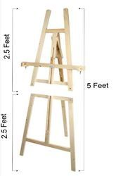 2 in 1 Folding Easel 5 Ft