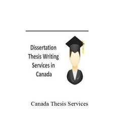 Canada Thesis Writing Services Consultancy