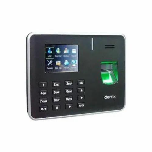 Identix Fingerprint Time Attendance System