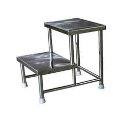 SS Double Step Stool