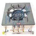 Single Burner Gas Stove Iron Top