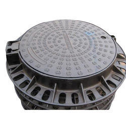 Ductile Manhole Cover