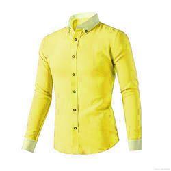 Plain 38.0 And42.0 Mens Shirt