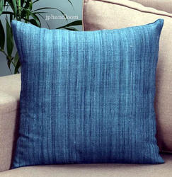 Pure Tussar Silk Cushion Cover