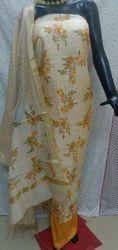 Aaditri Chanderi Salwar Suits Material