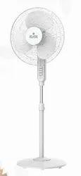 White Fantasy High Speed Pedestal Fan