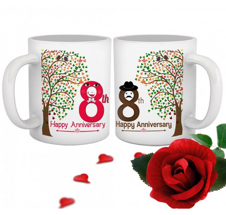 8th Wedding Anniversary.8th Marriage Anniversary Gift