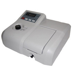Microprocessor UV/Double Beam Spectrophotometer