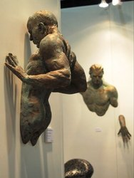 Bright 3D Matteo Pugiese Sculpture