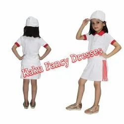 Kids Sania Mirza Costume