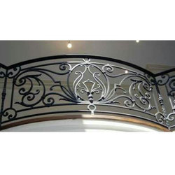 Cast Iron Security Grill